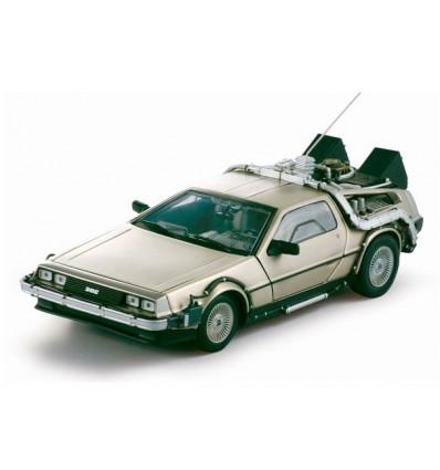 retour vers le futur 2 r plique delorean lk coupe 1983 25 cm voiture film cin ma. Black Bedroom Furniture Sets. Home Design Ideas