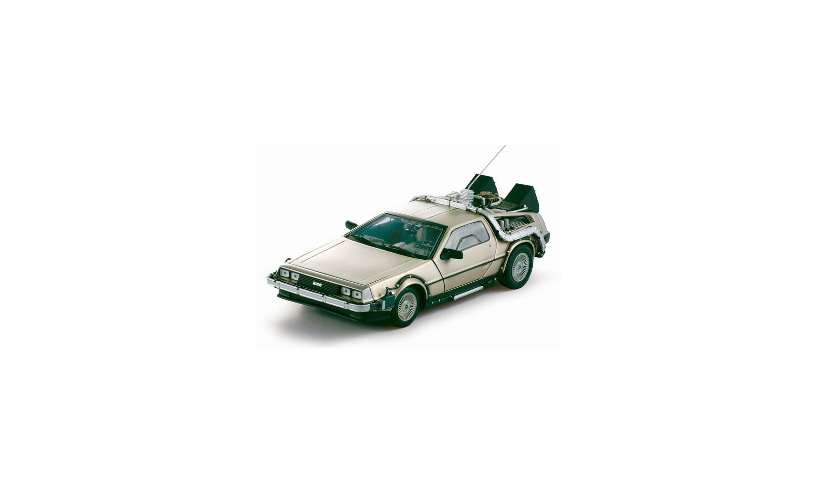retour vers le futur 2 r plique delorean lk coupe 1983 25 cm voiture film cin ma. Black Bedroom Furniture Sets. Home Design Ideas