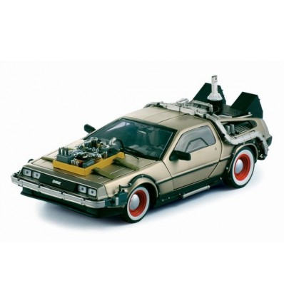 Back to the Future 3 - Diecast Model ´81 DeLorean LK Coupe Replica - 25 cm