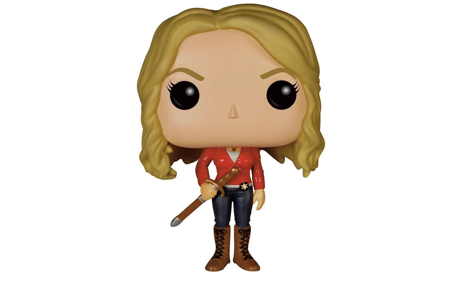 Once Upon A Time Figurine Pop Emma Swan 9 Cm S 233 Rie Tv