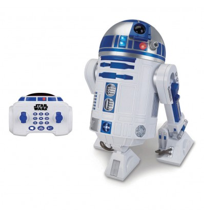 Star wars grande figurine interactive r2 d2 - Grande figurine star wars ...