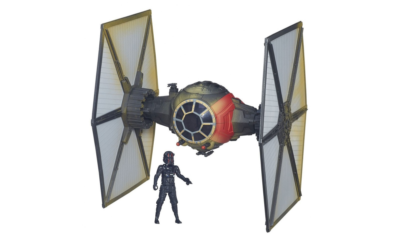 Star wars pisode vii le r veil de la force vaisseau tie fighter des forces sp ciales du - Vaisseau star wars anakin ...