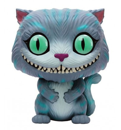Alice in Wonderland - Cheshire Cat Pop Figure - 9 cm
