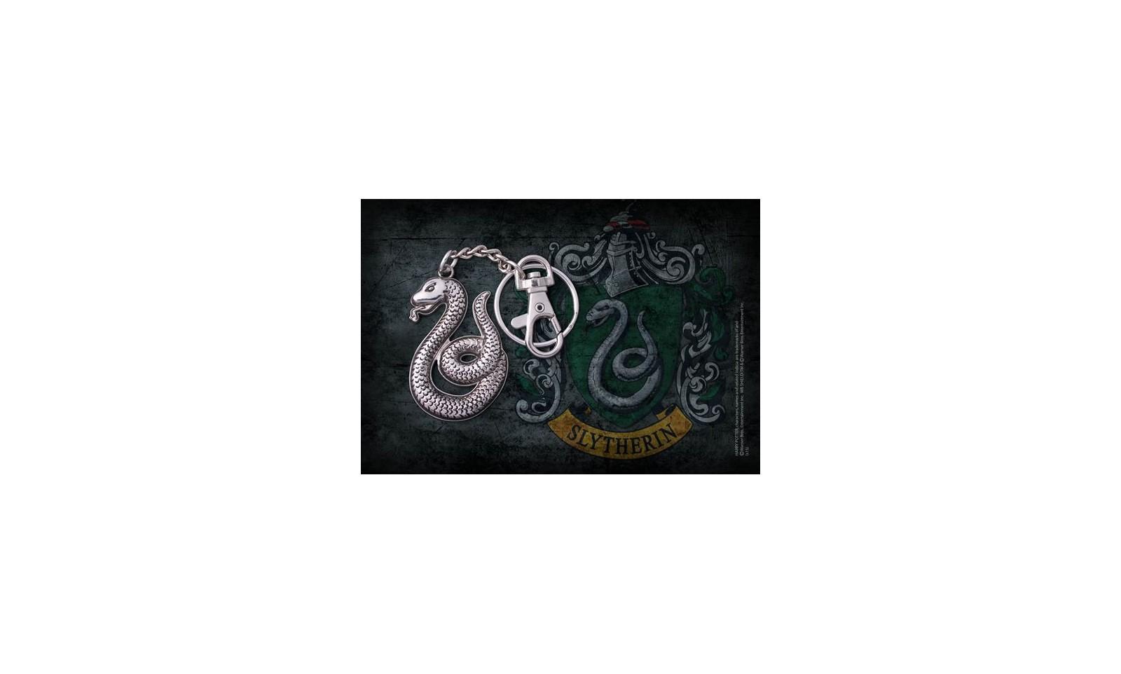 Harry potter porte cl s m tal serpent de serpentard 7 - Sortilege ouverture de porte harry potter ...
