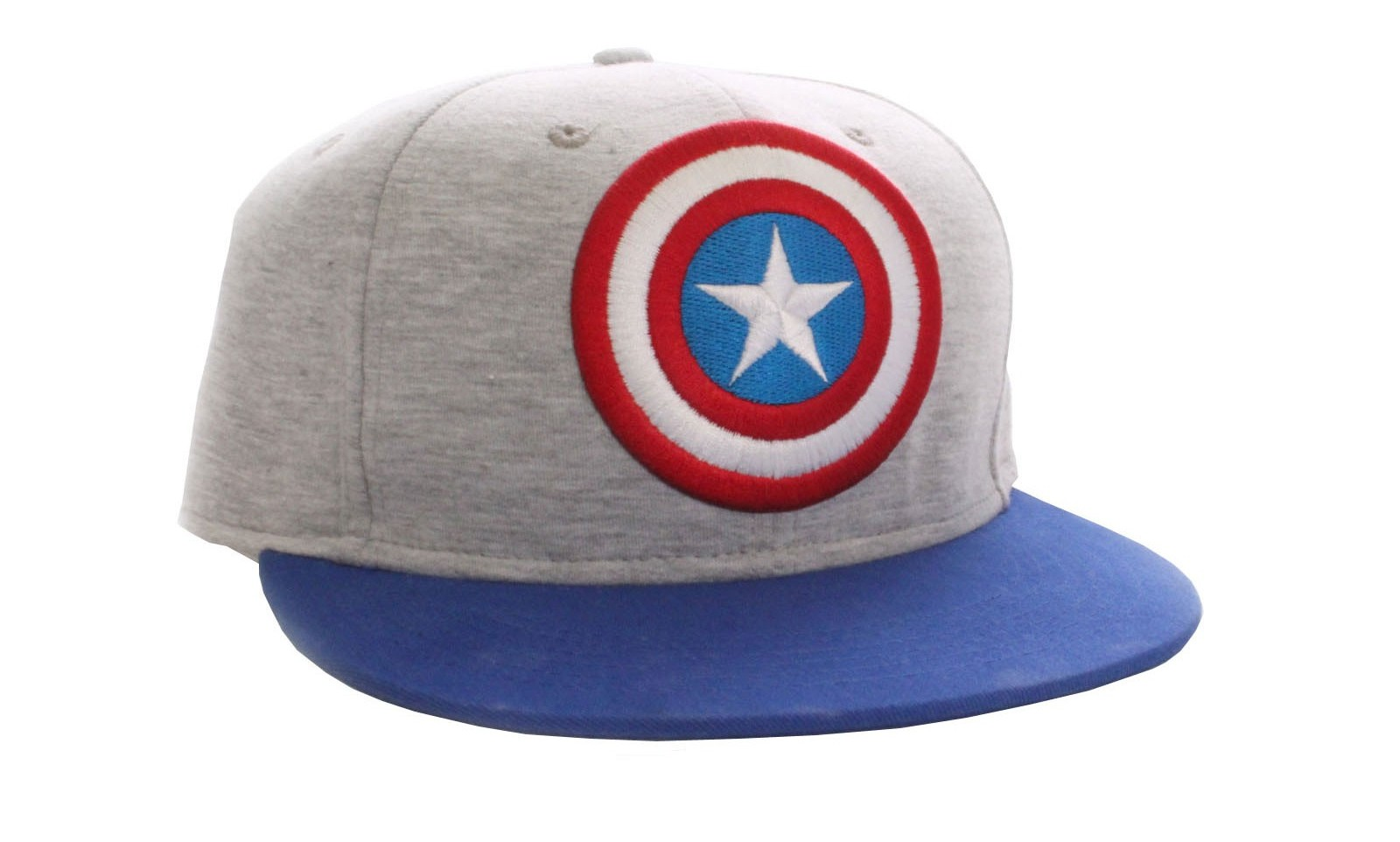 captain america casquette baseball vintage logo bouclier original v tement cin ma film. Black Bedroom Furniture Sets. Home Design Ideas