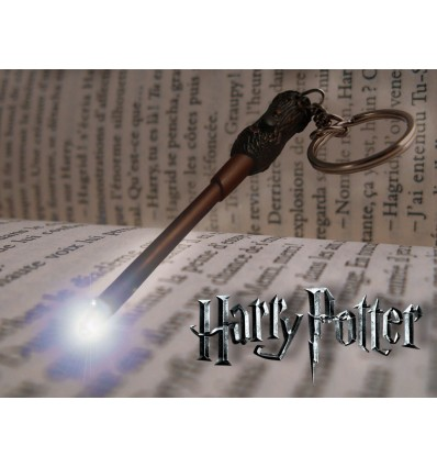 Harry Potter - Keychain Harry´s Wand illuminating