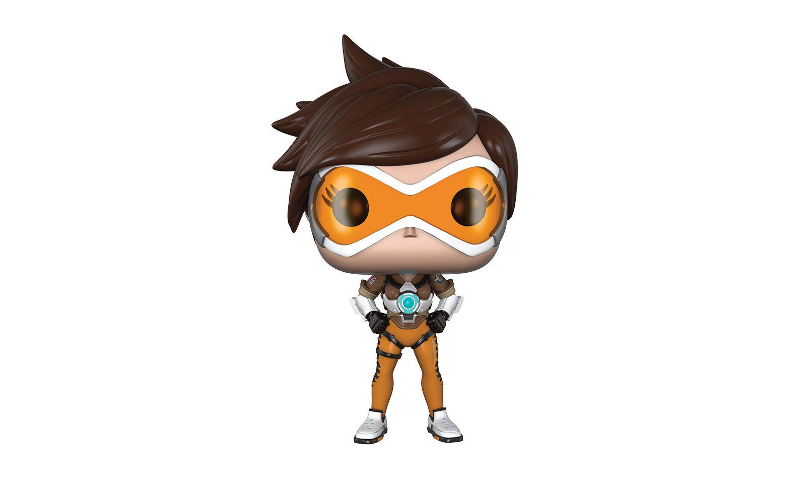 Overwatch Tracer Pop Figure 9 Cm Video Game