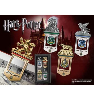 Harry Potter - 4 Hogwarts Bookmarks