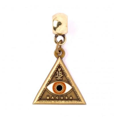 Les Animaux Fantastiques - Pendentif Breloque Triangle Eye