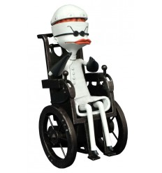the nightmare before christmas dr finkelstein doll limited edition 25 cm