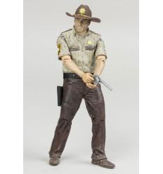 The Walking Dead - Figurine Rick Grimes - Série 7 - 13 cm