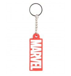 Marvel Comics - Marvel Original Logo Rubber Keychain