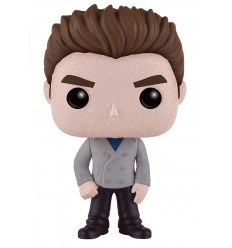 Twilight New Moon - Figurine Pop Edward Cullen Scintillant - Édition Limitée - 9 cm