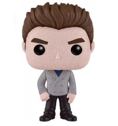 Twilight New Moon - Figurine Pop Edward Cullen Scintillant - Édition Limitée - 9 cm