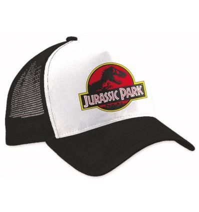 Jurassic Park - Casquette Trucker Logo Jurassic Park