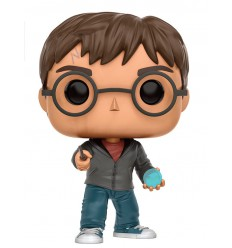 Harry Potter - Figurine POP Harry Potter avec Prophétie - 9 cm