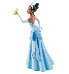 The Princess and the Frog - Princess Tiana & Naveen Figure - 10 cm