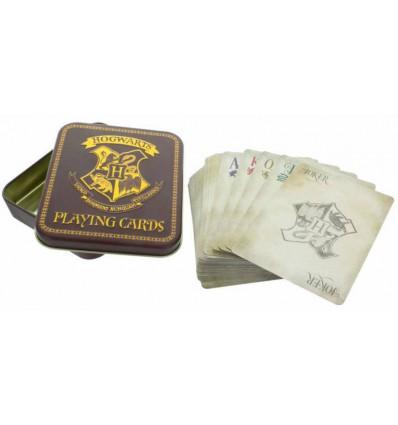 Harry Potter - Jeu de cartes Armoiries Poudlard