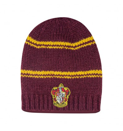 Harry Potter - Bonnet Mou Gryffondor