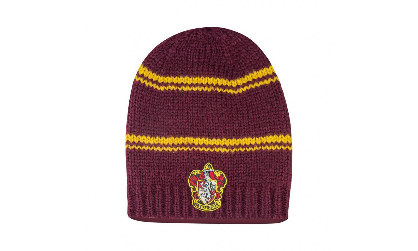 ddb461c78f1 Harry Potter - Gryffindor Slouchy Beanie - Movie film clothing