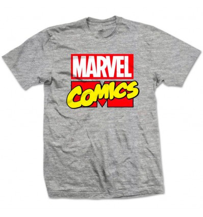 Marvel Comics - T-shirt Logo Marvel