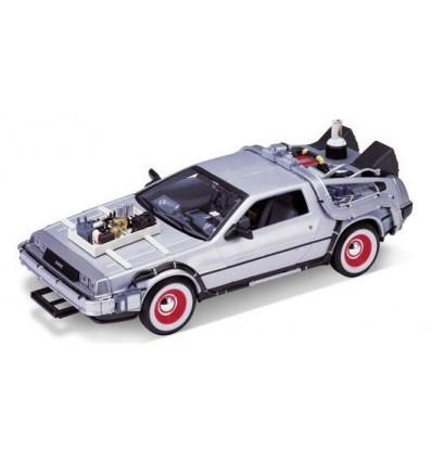 Back to the Future 3 - Diecast Model ´81 DeLorean LK Coupe Replica - 18 cm