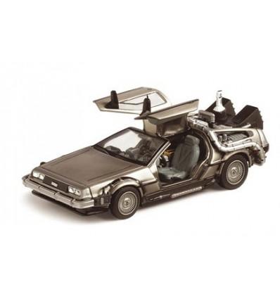 Back to the Future 2 - Diecast Model DMC DeLorean Replica