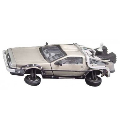 Back to the Future 2 - Diecast Model DMC DeLorean Replica - Flight Version