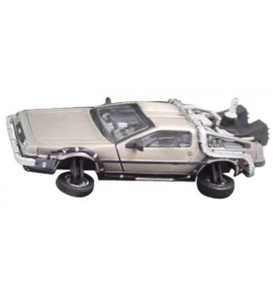 Back to the Future 2 - Diecast Model DMC DeLorean Replica - Flight Version