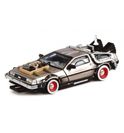 Back to the Future 3 - Diecast Model DMC DeLorean Replica