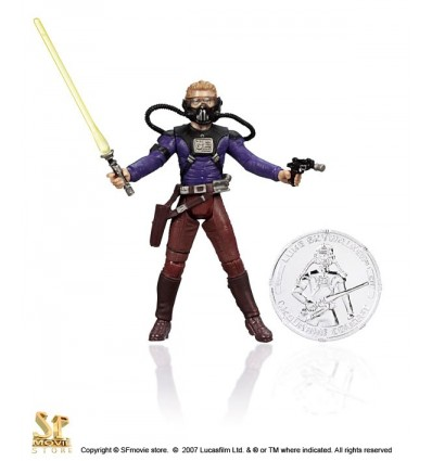 Star Wars - Luke Skywalker Action Figure - 30th Anniversary - 1977/2007
