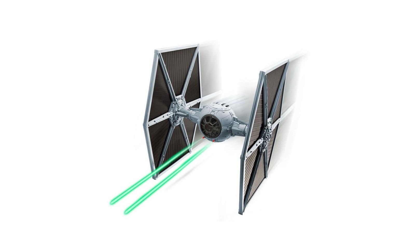 Star wars tie fighter model ship 16 cm movie film - Stars wars vaisseau ...
