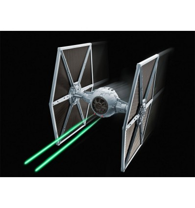 Star Wars - TIE Fighter Model Ship - 16 cm