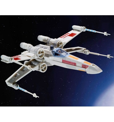 Star wars maquette vaisseau luke skywalker x wing - Image star wars vaisseau ...
