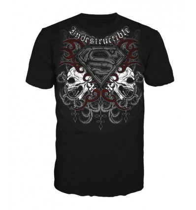 Superman - Indestructible T-Shirt - Skulls