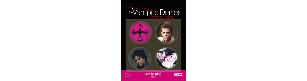 The Vampire Diaries Goodies
