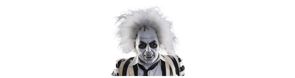 Beetlejuice Cosplay
