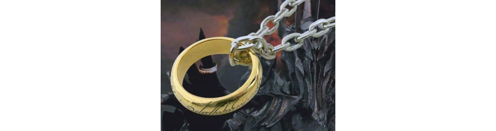 The Lord of the Rings Jewelry