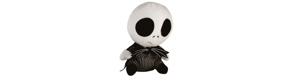 The Nightmare Before Christmas Plushes