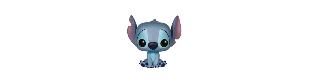 Lilo & Stitch Figures