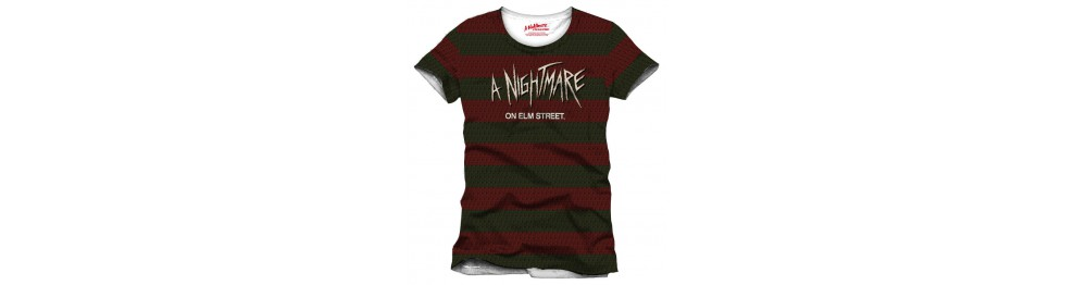 Freddy: A Nightmare on Elm Street Clothing