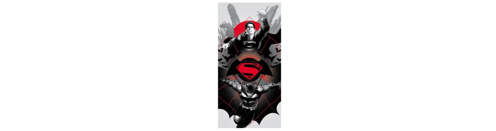 Batman v Superman Decoration
