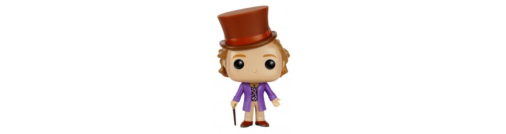 Charlie and the Chocolate Factory Figures