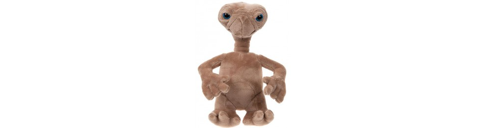 E.T. the Extra-Terrestrial Plushes