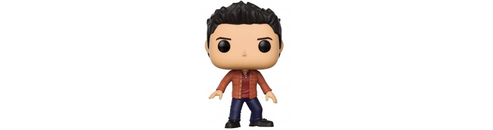 Figurines Teen Wolf