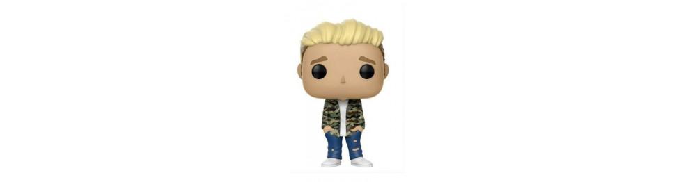 Figurine Justin Bieber