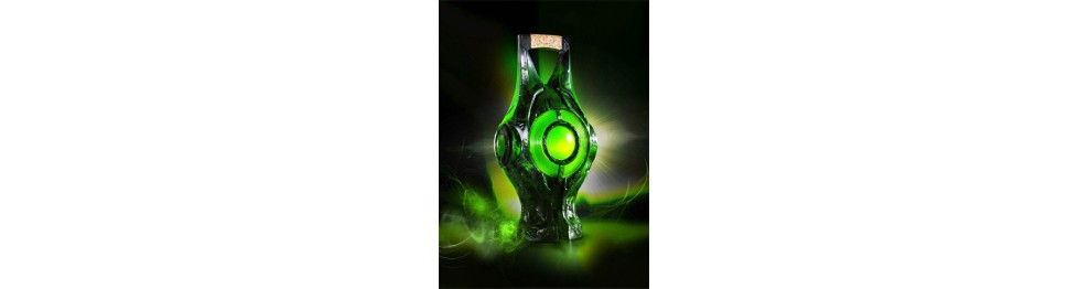 Green Lantern Replicas