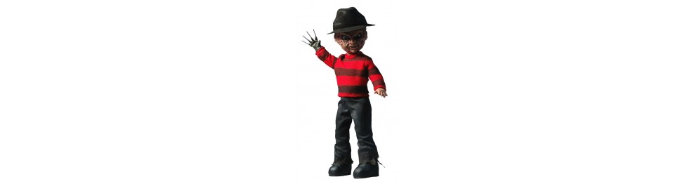 Freddy: A Nightmare on Elm Street Figures