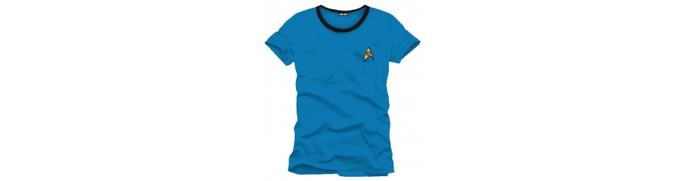 Start Trek Clothing