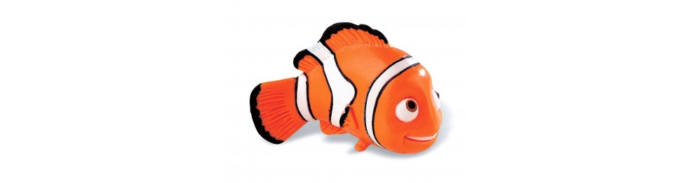 Finding Nemo Figures